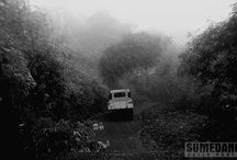 Sumedang in Black and White