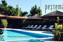 Pestemal@coolplaces / Find Pestemal products in popular and famous spots around the city...Enjoy your favourite towels in the coolest places!