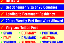Chance to Study with Paid Internship in Spain