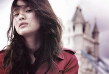 Song Hye-kyo / Song Hye-kyo is a South Korean actress. She gained popularity through television dramas .
