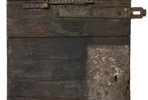 Prison Door, Signs, Windows and Details