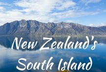 New Zealand / Explore New Zealand like a pro with these New Zealand travel tips and itineraries.