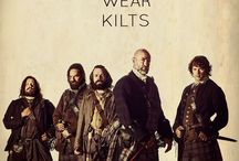 Men of Outlander