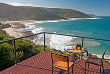 The Deck House / If you are drawn to the ocean, if you have romance running through your veins and if you have someone special to share a private awe inspiring retreat, then this exquisite love nest is for you. While Lorne and Apollo Bay are just 15 minutes away, we suggest picking up some supplies and Champagne because once you have seen the Deck House you won't want to leave.