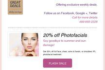 FLASH SALE- Week of 10/05/15 / IPL Photofacials 20% off