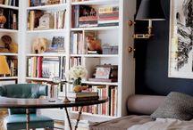 Libreria e scrivania / camere ragazzi