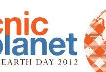 picnic on earth day / by a picnic to go