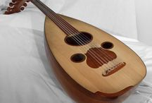 CORDOFONOS / Instrumentos folclóricos y étnicos