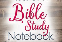 Bible Study Methods & Ideas