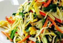 Veggie delight! / Vegetarian dishes that won't make you miss the meat!