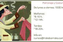 Talleres Traka Barraka / Descubre los diferentes talleres que ofertamos desde Traka Barraka. ¡No te dejarán indiferente!