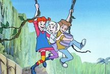 Pippi Langkous / Dit is wie ik ben! Pippi Langkous .... vrij, vrolijk, sociaal ...
