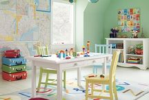 For the Kiddos / Great Ideas for a kids room!!