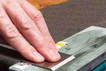 Sharpening tips