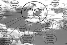 All About Reiki / What do you want to know about reiki? What is it? Is it safe? The Reiki effect and benefits .... and more.