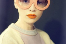 Stars in Our Eyes / Sunnies + Eyeglasses / by Kristina Alford
