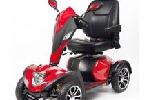 Drive Medical / Buy drive medical cobra scooters at Smart Scooters. It has sporty allow wheels and a sleek, modern design with comfort