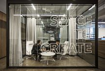Office Space / by Melissa Agers
