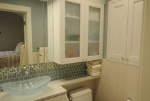 Bathroom ideas / by Susan Lanier