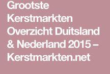 Kerstmarkten NL