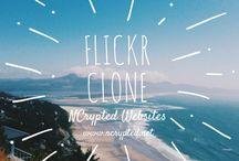 Flickr Clone