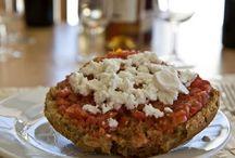 Greek Food / Cretan or Greek recipes.