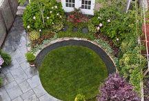 smaller gardens
