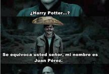 Harry Potter / by Megan Lewis
