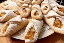 margarin siz elmalı kurabiye