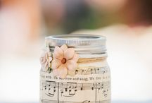 Centerpiece Ideas / by Rachel Cole