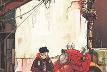 Anime: Characters / by Mark Zamayla