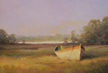 Painting: Seascapes