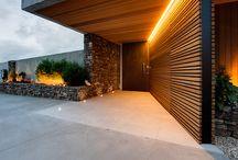 lighting fasade