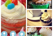 Cupcakes, Cupcakes and more Cupcakes / by Pamela's Heavenly Treats