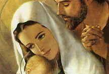 la sainte famille de Bethleem