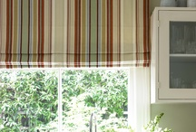 Stripes / We at Natural Curtain Company love our stripes- maybe it's something to do with being so near the sea, or maybe it's because they always look so great and they cheer us up too!