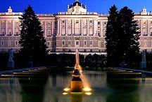 Palacio Real de Madrid - fotos turísticas / Unas cuantas fotos de la fachada y el interior del Palacio Real de Madrid