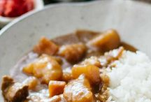 All Curry Dishes