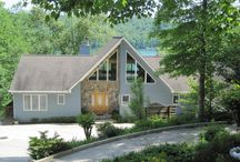 Big Creek Homes for Sale / View Norris Lake Homes and Lots for Sale at Big Creek in Lafollette, TN.