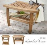 Bathroom furniture / Collection furniture for bathroom made from solid teak wood.