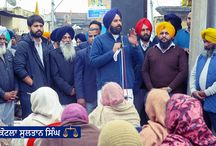 Election Campaign at Kotka Sultan Singh