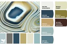 Color mix / barevné kombinace pro interiér