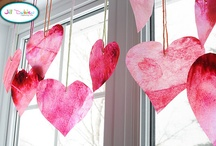 V-day Decor / by Cassi Ubben