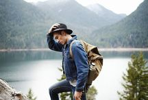 Hiking Shoot | INSPIRATION / Unless credited, no photos on the board were taken by me. Simply pinned for inspiration!