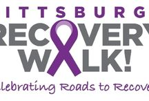 #PghRecoveryWalk / September 10, 2016! Downtown Pittsburgh!