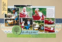 Scrapbooking - 7+ Photos / by Peggy Fennemore