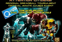 Dreadball / The Dreadball games we get up to at WeeGamers.EU