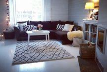 Skandinavian interior / My home