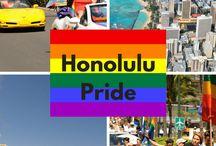 LGBTQ - Honolulu Pride