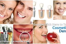 Dental Implants / http://www.jkimdds.com/ JKIMDDS.com is the best site through which you can access to the USA's best Prosthodontist services. We provide friendly and helpful Dental Implants, Cosmetic Dentist and best Dental Implants California services. Dial 760 753-9052 or visit our site to ensure the ever flourishing beautiful smile.  / by alivia jane